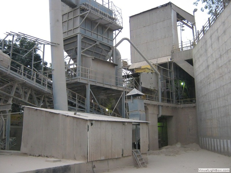 Ultra Tech Cement Factory : Design portfolio basu consulting engineers